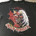 Iron Maiden - TShirt or Longsleeve - Iron Maiden Purgatory 1981 shirt