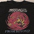 Massacre - TShirt or Longsleeve - Massacre From Beyond 1991 shirt