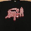Death - TShirt or Longsleeve - Death Leprosy European 1989 Tourshirt