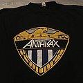 Anthrax - TShirt or Longsleeve - Anthrax Among the Living 1987 Tourshirt
