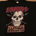 Exodus Meat Party 1987/88 Tourshirt