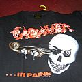 Cadaver OG in pains shirt from Earache records 1992
