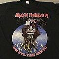 Iron Maiden - TShirt or Longsleeve - Iron Maiden Monsters of Rock 1988 Tourshirt