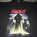 Incubus Godz of Thunder 1991 Tourshirt