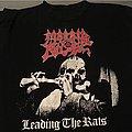 Morbid Angel - TShirt or Longsleeve - Morbid Angel Leading the Rats 1991 Tourshirt
