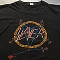 Slayer Haunting the Chapel 1985 shirt