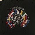 Motörhead - TShirt or Longsleeve - Motörhead Bastards over Europe 1989 Tourshirt