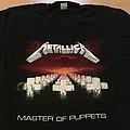 Metallica - TShirt or Longsleeve - Metallica Master of Puppets 1986 Tourshirt
