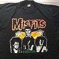 Misfits evilive  1987 shirt