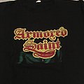 Armored Saint European 1989 Tourshirt