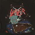 Slayer Reign in Pain 1987 Tourshirt