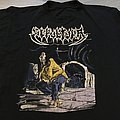 Sepultura Escape to the Void 1990 shirt