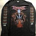 Dismember - TShirt or Longsleeve - Dismember OG 1993 Tour Longsleeve