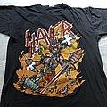 Slayer - TShirt or Longsleeve - Slayer OG 1987 Reign in Pain Tourshirt