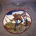 Iron Maiden World Piece Tour 1983 Tour shirt