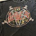 Slayer - TShirt or Longsleeve - Slayer RiP 1987 Tour shirt