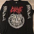Grave - TShirt or Longsleeve - Grave OG 1994 Tour Longsleeve