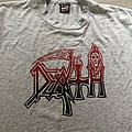 Death - TShirt or Longsleeve - Death Let the Metal flow Fanclub shirt 1994
