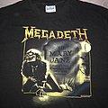 Megadeth - TShirt or Longsleeve - Megadeth Mary Jane 1988 shirt