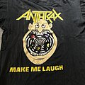 Anthrax - TShirt or Longsleeve - Anthrax Monsters of Rock 1988 Tourshirt