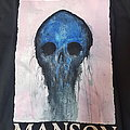 Marilyn Manson - Halloween Painted Hollywood XL
