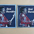 vintage JIMI HENDRIX patches