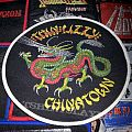 WANTED THIN LIZZY patches, anything considered.