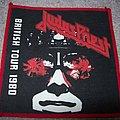 Vintage Judas Priest Tour Patch 1980
