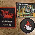 Thin Lizzy - Patch - VINTAGE PATCHES, tygers of pan tang, thin lizzy