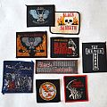 VINTAGE Black Sabbath Patches