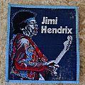 Jimi Hendrix - Patch - JIMI HENDRIX vintage original patch