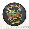 THIN LIZZY chinatwon patch, original, unused