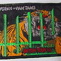 Tygers of Pan Tang vintage patch