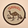 Original 1970's CAMEL patch.  Mega Rare !