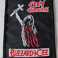 RARE ORIGINAL  Blizzard of Ozz patch