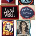 Angel Witch - Patch - latest wanted stuff