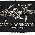 Y&T Donington patch