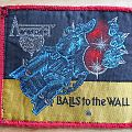 Accept - Patch - ACCEPT PATCH balls to the wall