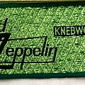 VINTAGE LED ZEPPELIN PATCH from knebworth 1979