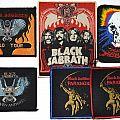 Black Sabbath - Patch - BLACK SABBATH patches, vintage and new