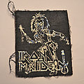 Iron Maiden - Patch - Vintage Iron Maiden Sanctuary Printed Patch
