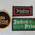 VINTAGE Judas Priest patches