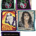 Alice Cooper - Patch - latest wanted stuff