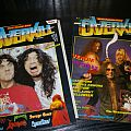 Overkill- Fanzine 1985