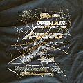 Venom - TShirt or Longsleeve - 1997 open air festival athens venom emperor rotting christ