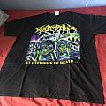 Toxic holocaust shirt