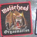 """Mötörhead """"Orgamastron"""" for SABBATRINITY Patch"""