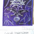 "Patch - King Diamond ""The eye"" 1991 [not sale or trade]"