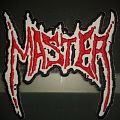 Master Official Logo  Patch