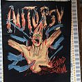 Autopsy - Severed Survival Backpatch